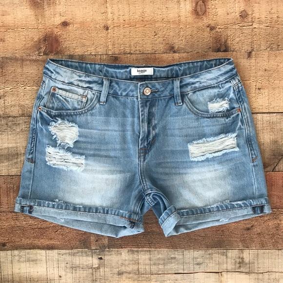 c020e78009694 Kensie Shorts   New Distressed Jean   Poshmark